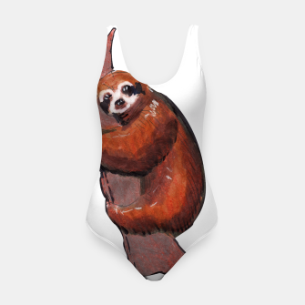 Thumbnail image of sloth Swimsuit, Live Heroes