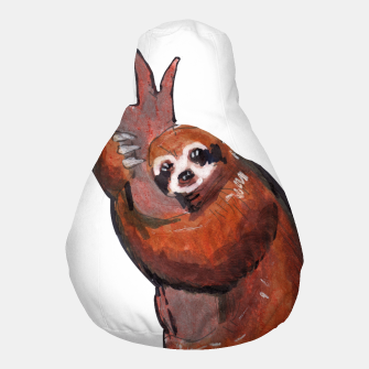 Thumbnail image of sloth Pouf, Live Heroes