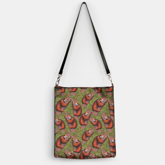 Thumbnail image of sloths pattern Handbag, Live Heroes
