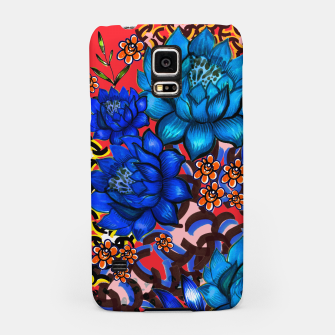 Thumbnail image of Bright floral Samsung Case, Live Heroes