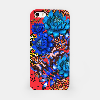 Thumbnail image of Bright floral iPhone Case, Live Heroes