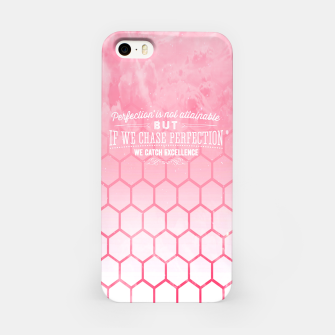 Thumbnail image of Perfection iPhone Case, Live Heroes