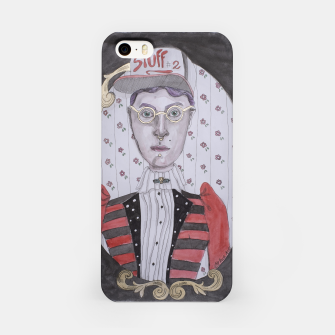Thumbnail image of Stuff #2 iPhone Case, Live Heroes