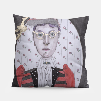 Thumbnail image of Stuff #2 Pillow, Live Heroes