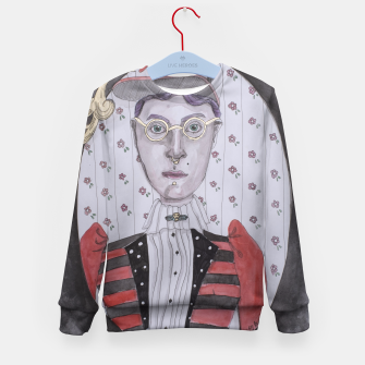 Thumbnail image of Stuff #2 Kid's Sweater, Live Heroes
