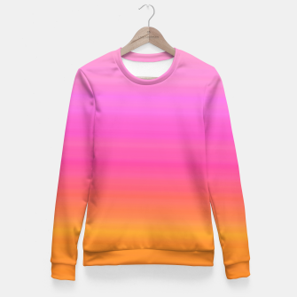 Thumbnail image of Color Concept 9 Fitted Waist Sweater, Live Heroes