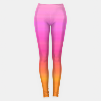Thumbnail image of Color Concept 9 Leggings, Live Heroes