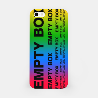 Thumbnail image of EMPTY BOX 2.0 Full Color Edition iPhone Case, Live Heroes