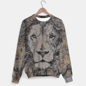 Thumbnail image of Lion Sweater, Live Heroes