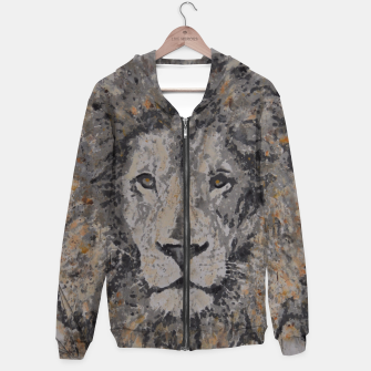 Thumbnail image of Lion Hoodie, Live Heroes