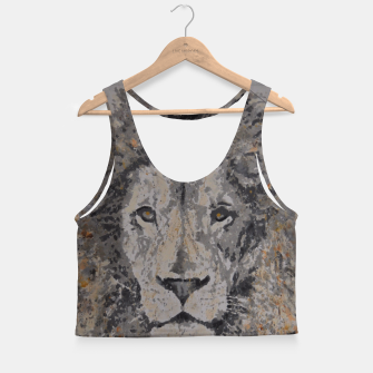 Thumbnail image of Lion Crop Top, Live Heroes