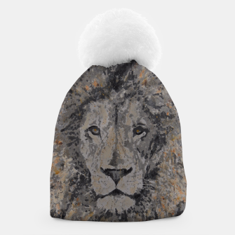 Thumbnail image of Lion Beanie, Live Heroes