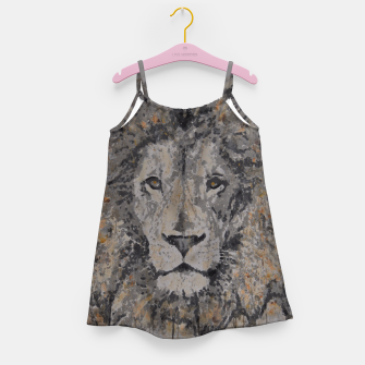 Thumbnail image of Lion Girl's Dress, Live Heroes