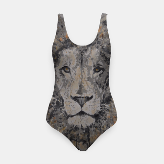 Thumbnail image of Lion Swimsuit, Live Heroes