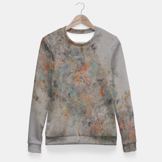 Thumbnail image of Beautiful Storm Fitted Waist Sweater, Live Heroes