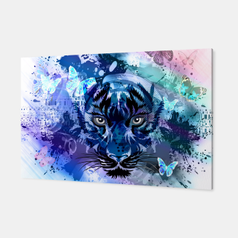 Thumbnail image of Lion 2 Canvas, Live Heroes