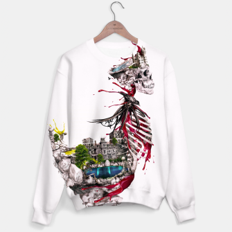 Thumbnail image of Legendary Skull Island Sweater, Live Heroes
