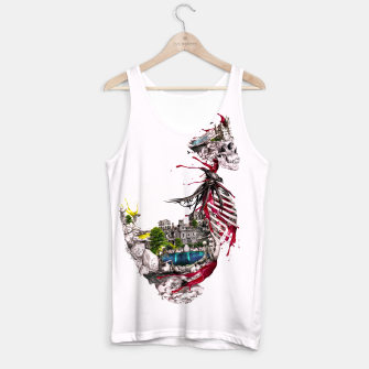 Thumbnail image of Legendary Skull Island Tank Top, Live Heroes