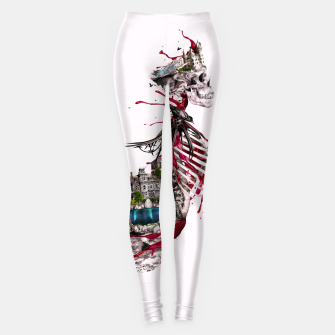 Thumbnail image of Legendary Skull Island Leggings, Live Heroes