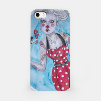 Thumbnail image of A bird in the hand is worth two in the bush iPhone Case, Live Heroes