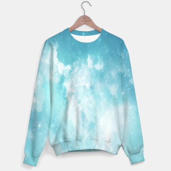 Thumbnail image of Cute galaxy Sweater, Live Heroes