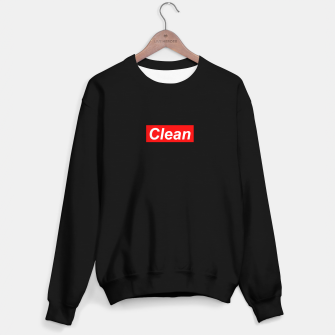 Thumbnail image of Clean Sweater regular, Live Heroes