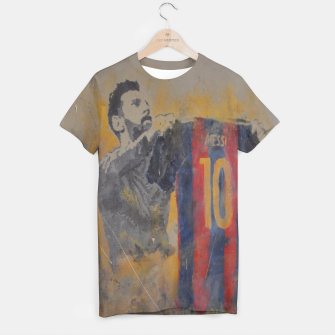 Thumbnail image of Messi T-shirt, Live Heroes