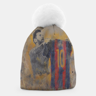 Thumbnail image of Messi Beanie, Live Heroes