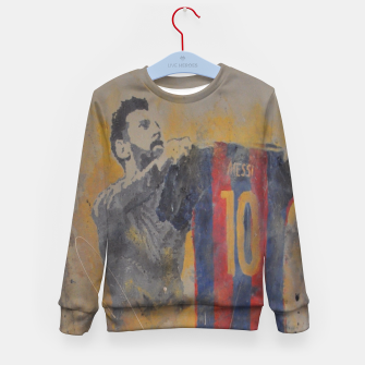 Thumbnail image of Messi Kid's Sweater, Live Heroes