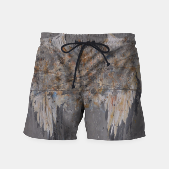 Thumbnail image of My Angelwings Swim Shorts, Live Heroes