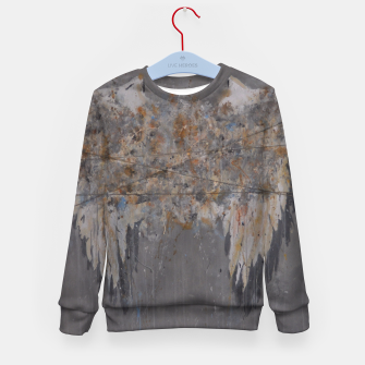 Thumbnail image of My Angelwings Kid's Sweater, Live Heroes