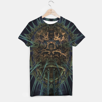 Thumbnail image of Alien Life Form T-shirt, Live Heroes