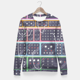 Thumbnail image of Modular Fitted Waist Sweater, Live Heroes