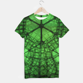 Thumbnail image of Stained Dome T-shirt, Live Heroes