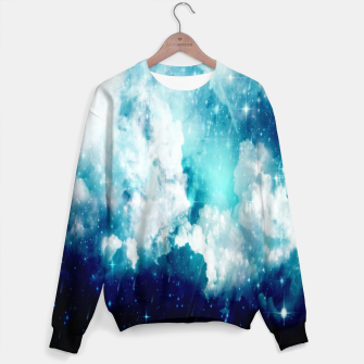 Thumbnail image of Galaxy. Sweater, Live Heroes