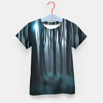 Thumbnail image of Dark Forest T-Shirt für Kinder, Live Heroes