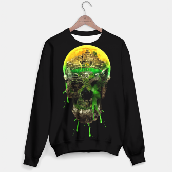 Haunted Skull Sweater thumbnail image