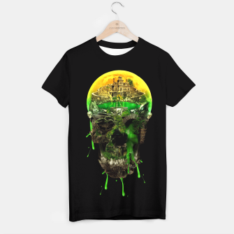 Haunted Skull T-shirt thumbnail image