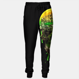 Thumbnail image of Haunted Skull Sweatpants, Live Heroes