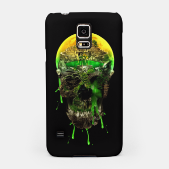 Haunted Skull Samsung Case thumbnail image