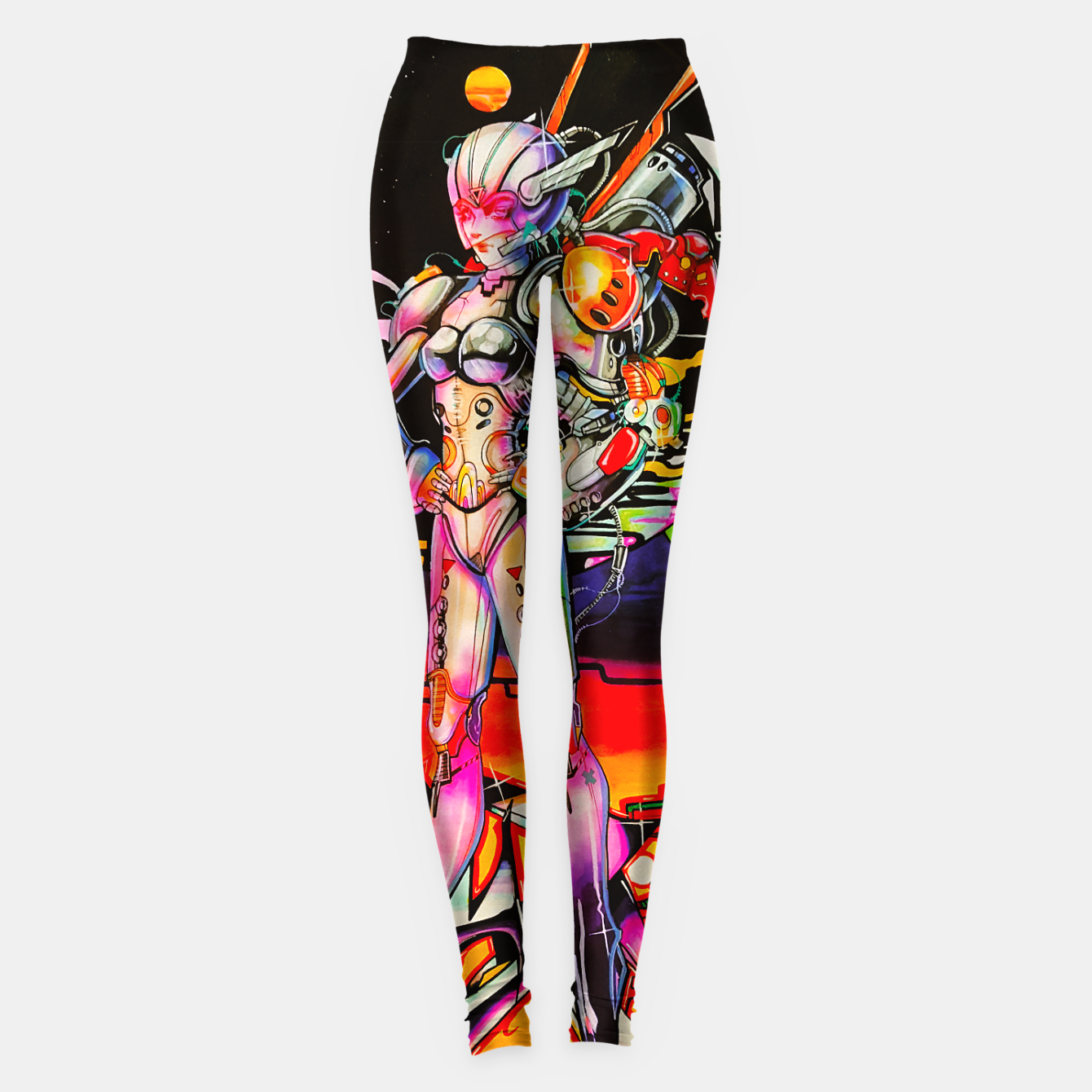 Foto PINBALL ANGEL Leggings - Live Heroes