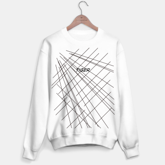 Thumbnail image of Tiger Lines Sweater regular, Live Heroes