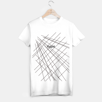 Thumbnail image of Tiger Lines T-shirt regular, Live Heroes