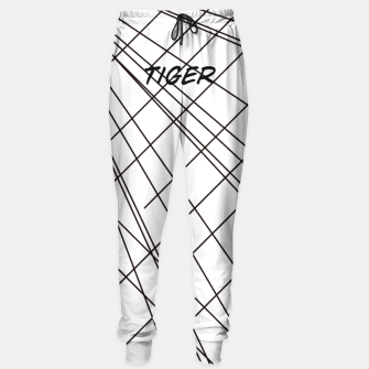 Thumbnail image of Tiger Lines Sweatpants, Live Heroes