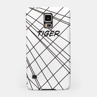 Thumbnail image of Tiger Lines Samsung Case, Live Heroes