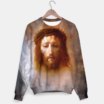Thumbnail image of The Veil of Veronica Sweater, Live Heroes