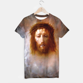 Thumbnail image of The Veil of Veronica T-shirt, Live Heroes