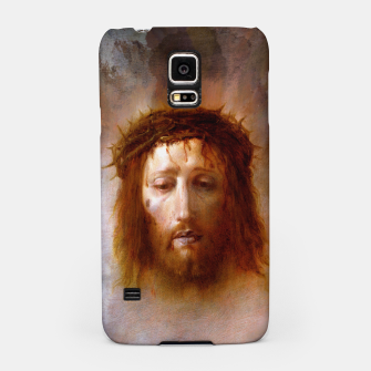Thumbnail image of The Veil of Veronica Samsung Case, Live Heroes