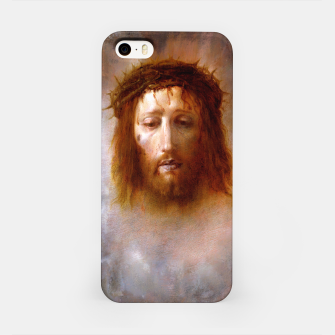 Thumbnail image of The Veil of Veronica iPhone Case, Live Heroes