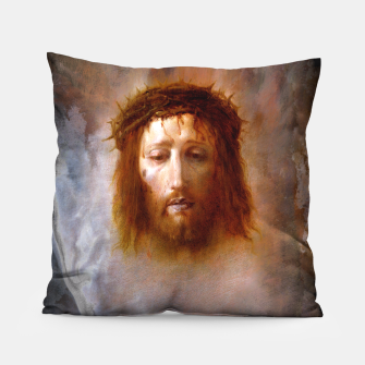 Thumbnail image of The Veil of Veronica Pillow, Live Heroes